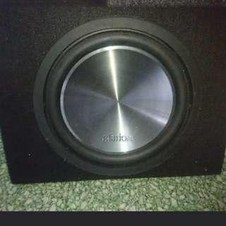 Clarion USA 12寸 低音箱
