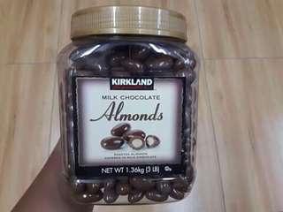 Kirkland almonx