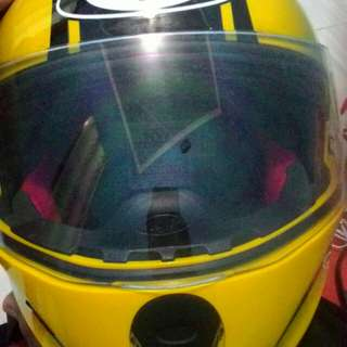Helm kyt rocket size L