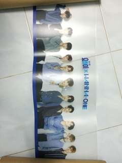Wanna One Extended Mouse Pad