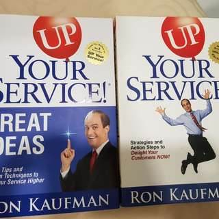 Up Your Service by Ron Kaufman