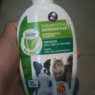 Shampoo for cat or dog
