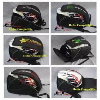 Helmet bag new model