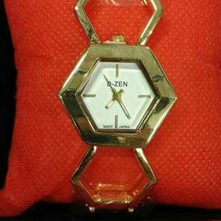 GOLD D-Zen Watch ❤