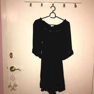 Cotton on Black romper