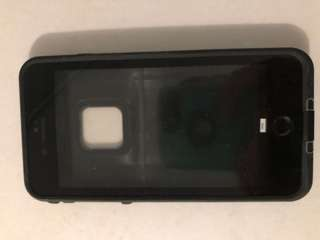 Slightly used iPhone 7 or 8 plus life proof case
