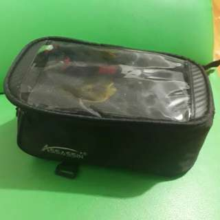 Top tube bag very good condition