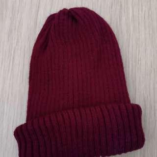 全新 GIORDANO 男裝紅色冷帽