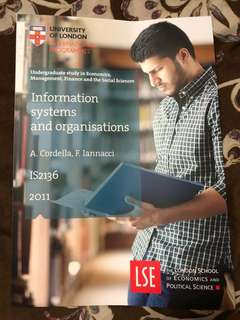 UOL information systems and organisation