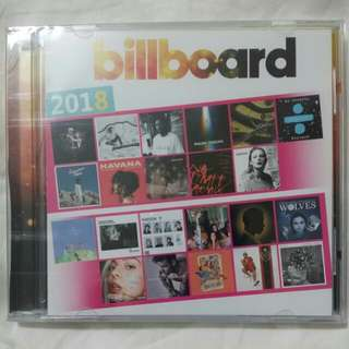 [Music Empire] Billboard 2018 CD Album