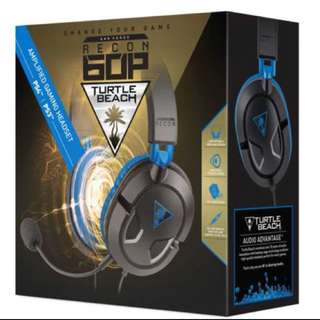 Turtle Beach Recon 60P PS4 PS3