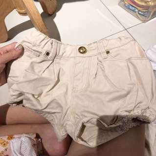 Girls Poney Shorts Cotton Brand New