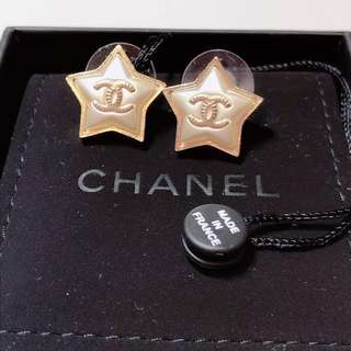 🈹🈹CHANEL STAR EARRING 2017 耳環🈹🈹