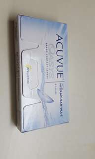 Acuvue Oasys with Hydraclear Plus (Bi-weekly) 7.0