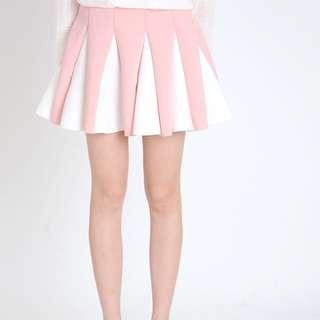 Cotton Candy Neoprene Skirt