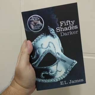 Fifty Shades Darker Novel