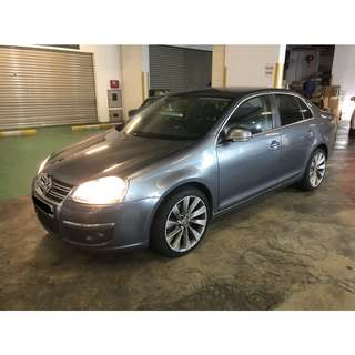WEEKLY $400 Volkswagen Jetta 1.4A GRAB/UBER/PERSONAL USAGE WELCOME