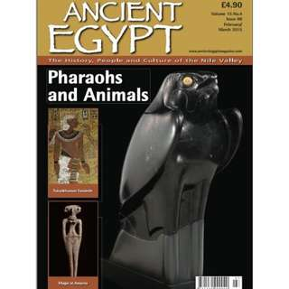 Ancient EGYPT Pharaohs and Animal eBook