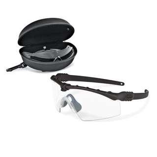 Okaley SI Ballistic M-Frame 3.0 雙鏡裝 黑色