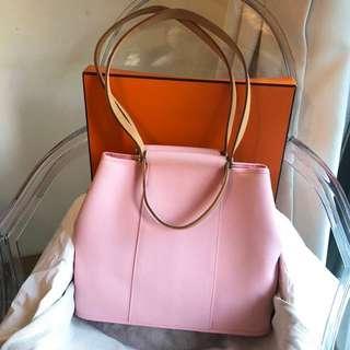 Hermes Sakura Pink Cabag
