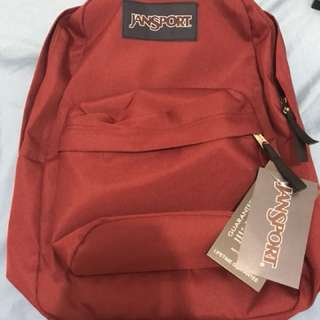 Auth jansport bag
