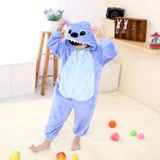 Stitch & Animal Onesies