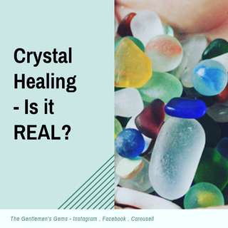 Crystal or Gemstones Properties... Is it REAL?