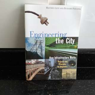 Educational book...Engineering the City