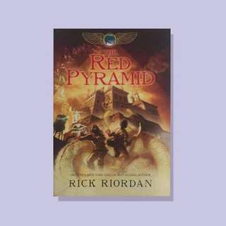 Kane Chronicles Series by Rick Riordan