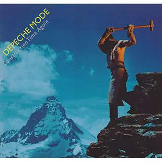 Depeche Mode / Construction Time Again - Audio CD