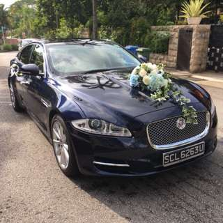 Wedding Car Flowers for rent!