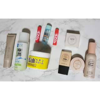 Makeup and skin care under $15