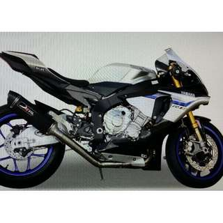 Devil Exhaust Systems Singapore Yamaha R1 2015 2016 Ready Stock ! Promo ! Do Not PM ! Kindly Call Us !