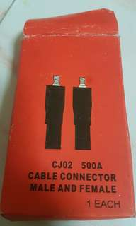 Welding Cable Connector