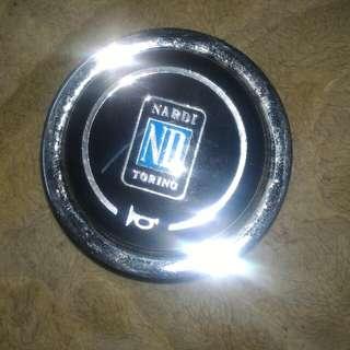Original Horn Button Nardi Steering