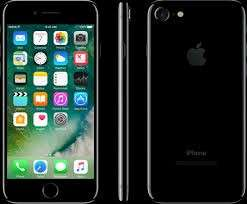 Apple iPhone 7 - 32GB - Black
