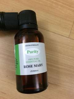 Essential Oil Rosemary