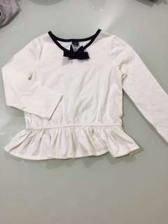 Give away / bless authentic baby GAP 4T TOP