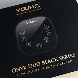Youha onyx duo black series breastpump