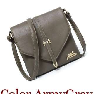 Hermes sling bag size : 11 inches