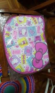 Hello Kitty D Cut Chair Pad