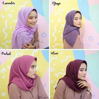 Hijab Polycotton
