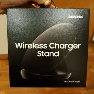 Brand new in box Samsung wireless charger
