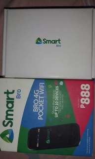Smart Pocket Wifi 4G