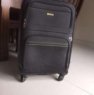Authentic President Japan Luggage