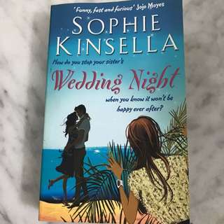 Sophie Kinsella - Wedding Night