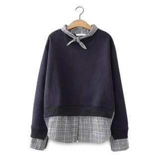 2 warna Sweater wanita