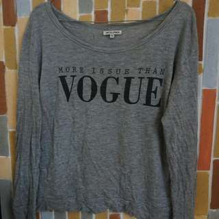 Sweatshirt Vogue by COLORBOX