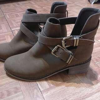 (降)D+AF 短靴