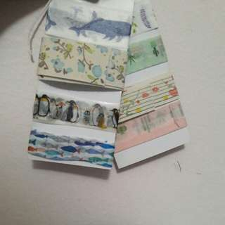 [INSTOCK] Washi Tape Samples !